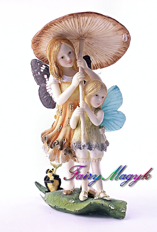 Butterfly Fairies April Showers